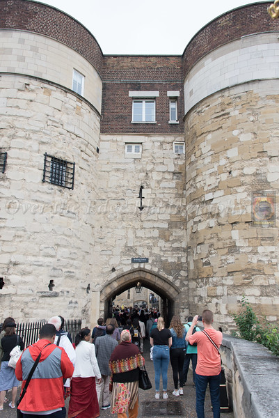 Byward Tower at Tower of London