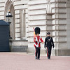 Changing of the Guard at Buckingham Palace - Grenadier Guards & Gurkha Guards