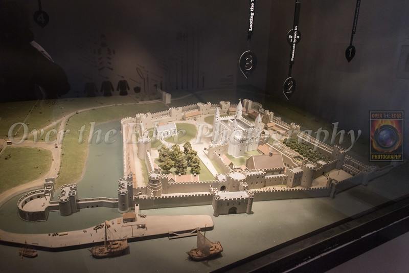 Model of Tower of London