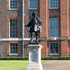 King William III Statue at Kensington Palace