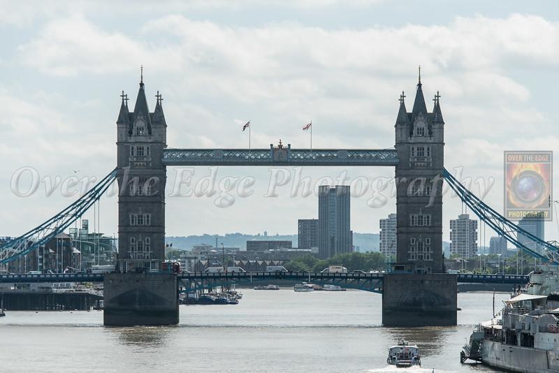 Tower Bridge (from London Bridge)