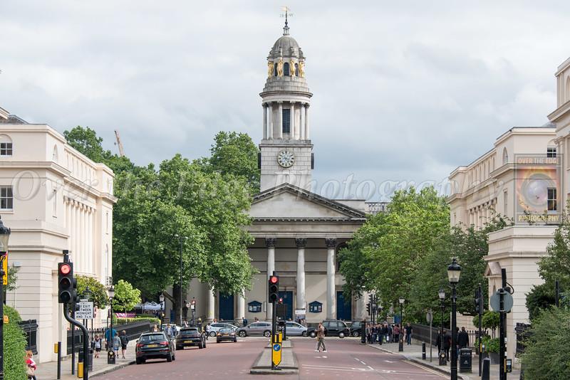 St Marylebone Parish Church