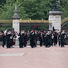 Changing of the Guard at Buckingham Palace - Gurkha Guards