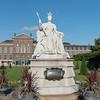 Queen Victoria Statue at Kensington Palace