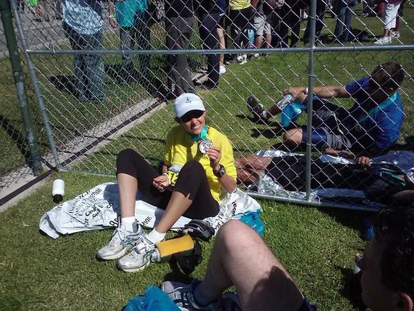 Long Beach Marathon!