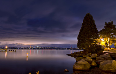 Kirkland Waterfront