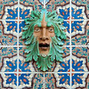 "<span id=""title"">Green Man</span> A sign near this fountain explains that the Green Man is the God of Fertility. It does not elaborate on whose god that is, anyone know more?"