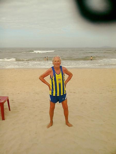 Eric in Vietnam