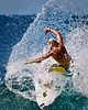 """Time to RIP"" Jasper Enersby from the Sunshine coast of Australia,  Has won 2 Queensland titles <br /> and a RipCurl PRO gromsearch in Indonesia  ...  This was shot at Pipeline, North Shore,  Oahu  ...  16x20 Kodak Endura Print Competition Winner ...   Photographer Ross Hamamura  ...   <a href=""http://www.RDHphoto.net"">http://www.RDHphoto.net</a>"