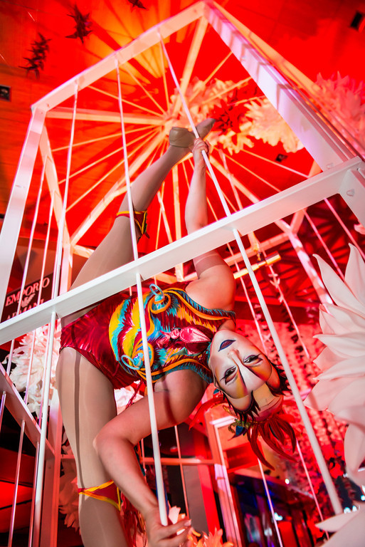 Cirque at DFS  T Galleria