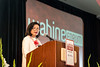 Jenny Ming , Pres./CEO Charlotte Russe Holdings , (and former CEO of  Old Navy), at 2012 Wahine Forum