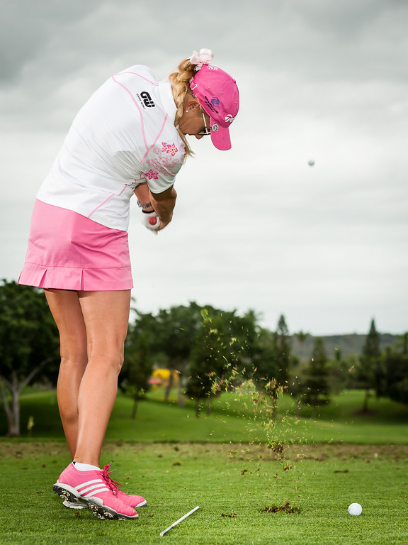 Natalie Gulbis, LOTTE Championship