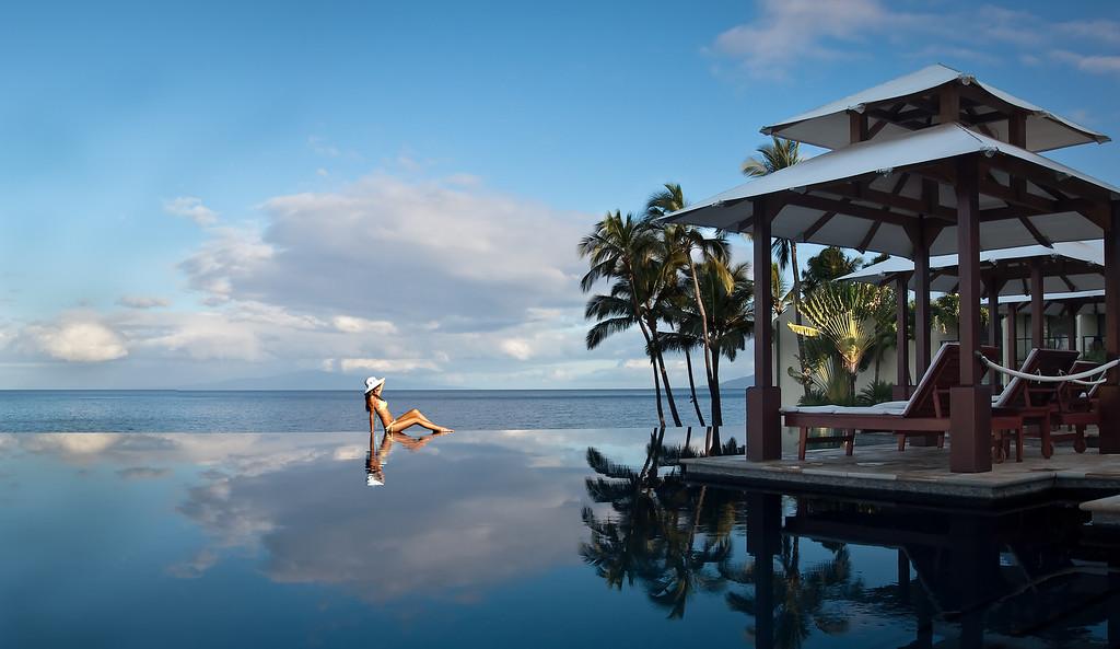 Maui Marriott Cabana