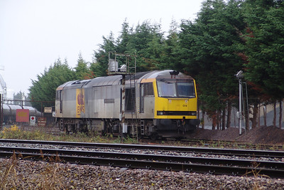 60014 Theale 10/11/08