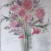 Spring Flowers In A Vase