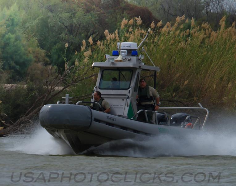 Rio-Grande Border Patrol