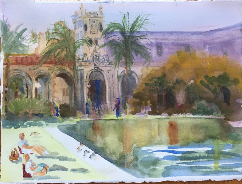 Balbon Park Museum, San Diego, CA
