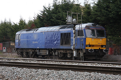 60011 Theale 26/03/09