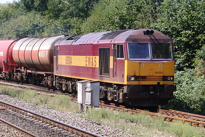 60004 Theale 08/08/06