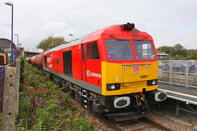 60007 Theale 24/09/11