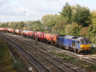 60011 Theale 10/10/09