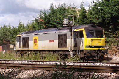 60013 Theale 19/07/08