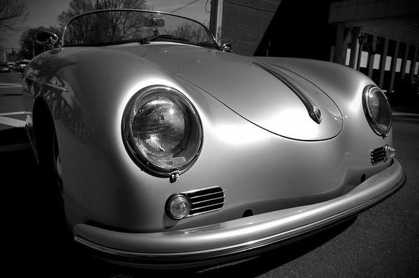Porsche 356- Likely 1960