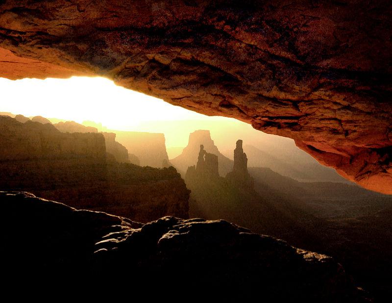 Mesa Arch Moab Utah
