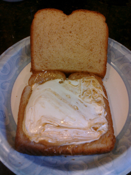A True Classic - The Fluffernutter! #diet #fail #ohsogood