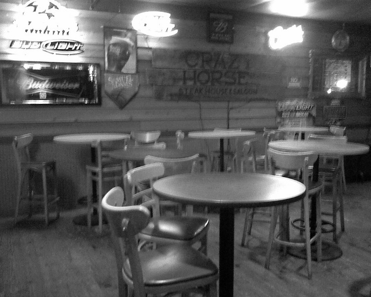Quiet Time @ The Crazy Horse