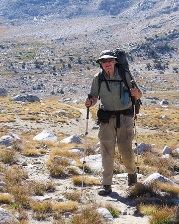 Photo credit: Alex Romanoff.  <br /> Taken in Humphreys Basin, Sierra National Forest, California, September 10, 2014.