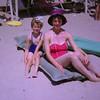 Mum and a very serene Sandra!