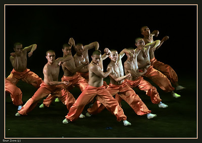 Kong Fu performance