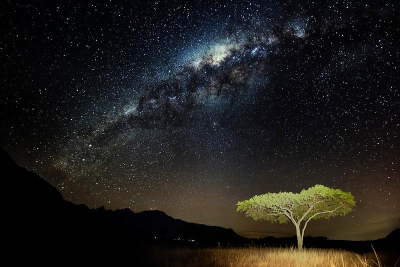 Milky Way (Moholoholo)