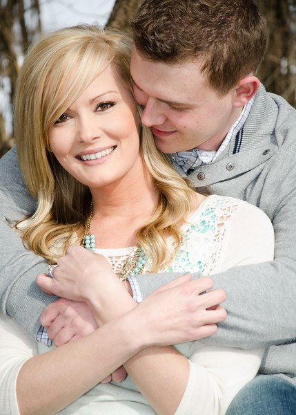 engagement session love
