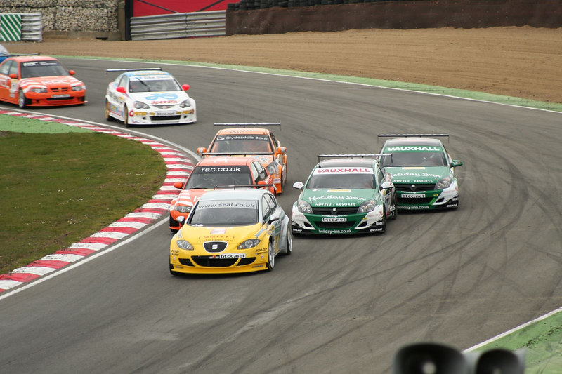 "Description: British Touring Car Championship 2006 - Brands Hatch<br /> Source: <a href=""http://www.flickr.com/photos/gluemoon/130984538/"">http://www.flickr.com/photos/gluemoon/130984538/</a><br /> Date: April 9th 2006<br /> Author: Russell Trow<br /> Permission: Creative Commons Attribution 2.0"