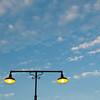 "<span id=""title"">Lamp</span> @ Glendale Amtrak station"