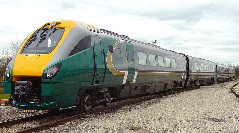 Hull Trains introduced four Class 222 Pioneer units to replace its Class 170 Turbostars in May 2005.<br /> © Photo copyright Bombardier.