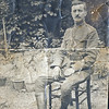 AM Lawrence.  Not sure if this is an officer's uniform as he was a lieutenant in WWI.  Perhaps taken in France.