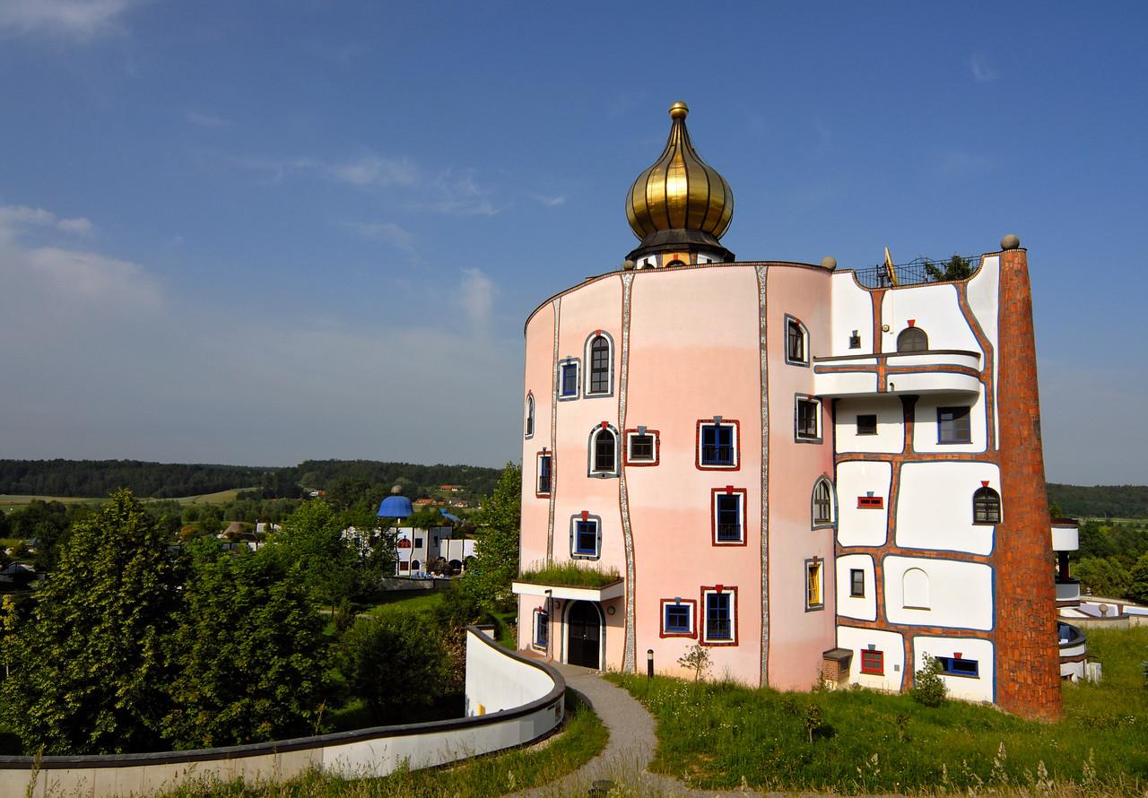 Bad Blumau Thermal Spa and Hotel