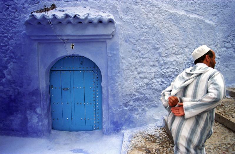 Chefchaouen Medina, Morocco