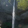 Lower Latourell Falls, Oregon