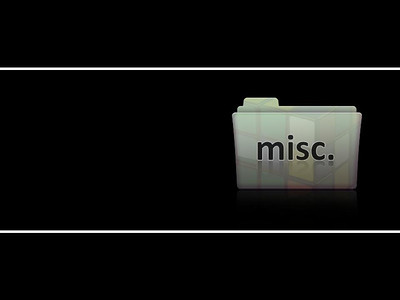 Misc Cover