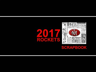 Scrapbook - 2017 Rocket Baseball