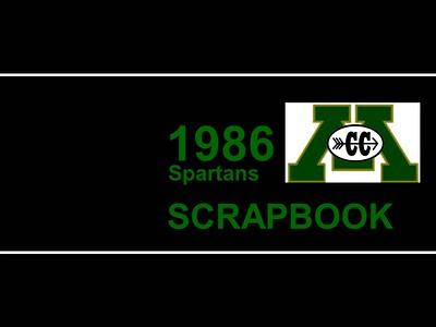 1986 Mayo Spartans CC