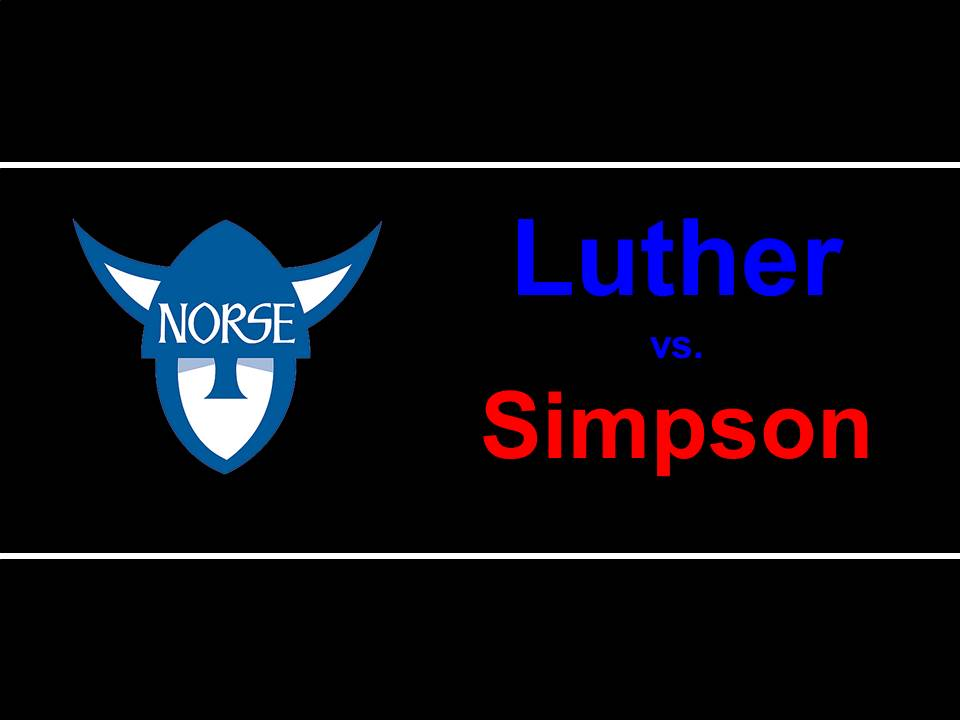 Luther vs Simpson