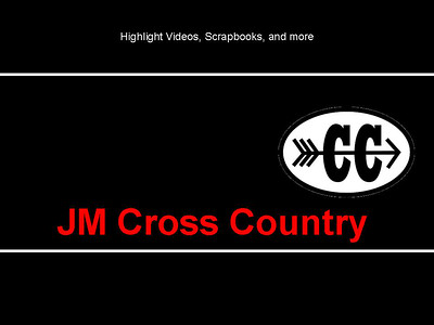 JM Cross Country Cover