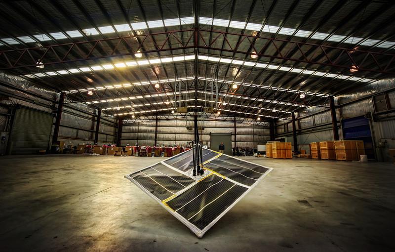 Inside the secret Google warehouse... somewhere in New Zealand.  - Trey Ratcliff - more onhttp://www.StuckInCustoms.com