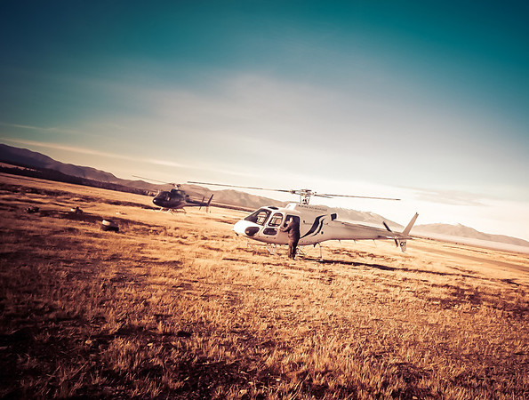 We run to the helicopter to see what things look like in the air. - Trey Ratcliff - more onhttp://www.StuckInCustoms.com