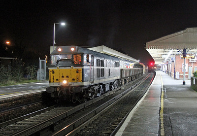 31190 Basingstoke 05/03/14 6Z42 Eastleigh to Wallers Ash